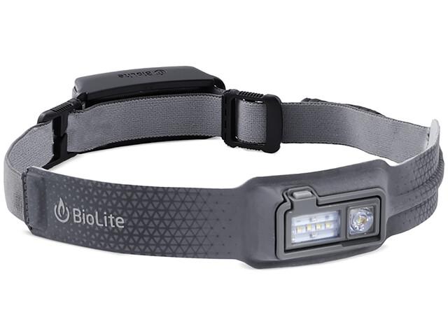 BioLite HeadLamp Latarka czołowa szary